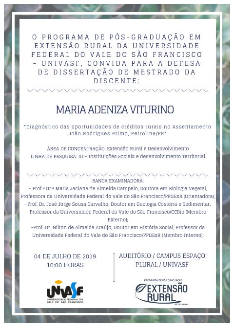 Maria Adeniza Viturino