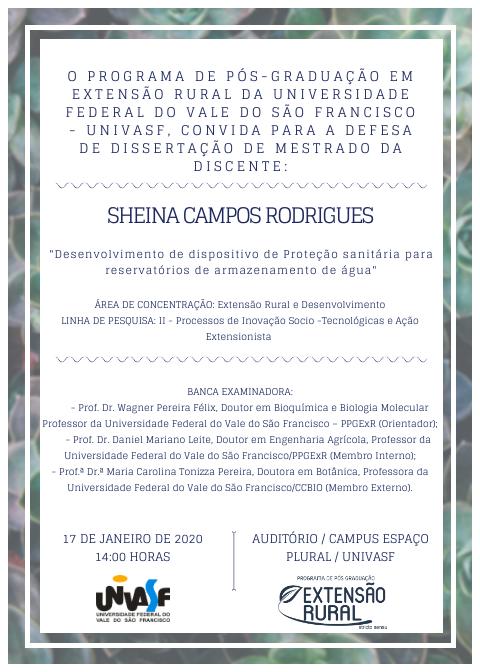 Sheina Campos