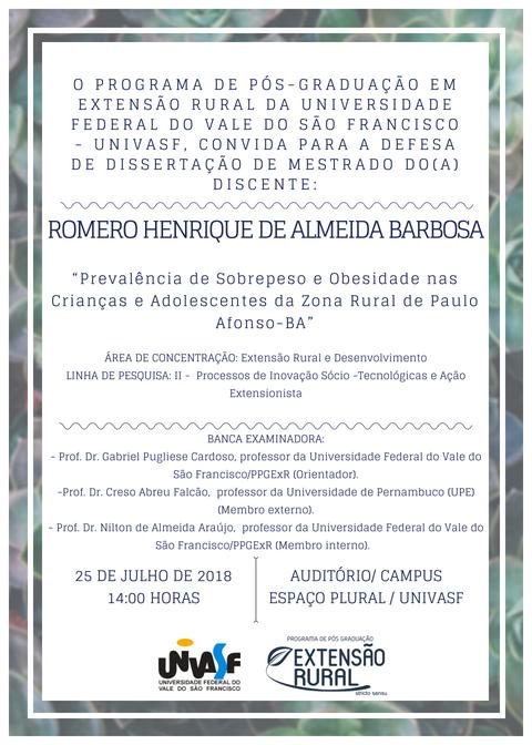 Romero  Henrique